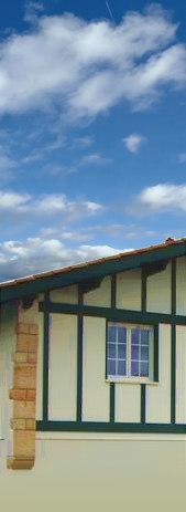 agrandir et sur lever votre maison en structure bois sud ouest bayonne biarritz pays basque. Black Bedroom Furniture Sets. Home Design Ideas